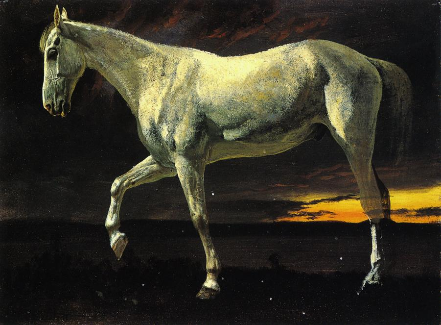 online retailer 8e397 7e277 albert-bierstadt white-horse-and-sunset.jpg ...